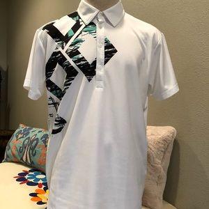 Sligo golf polo shirt